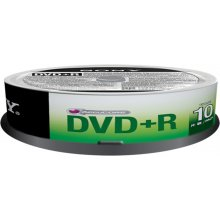 Диски Sony DVD+R 4,7 GB | 16x [cake 100 pcs]