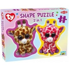 TACTIC You Beanie Boos Shape Puzzle