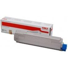 Oki Toner for MC861/851 BLACK 7k 44059168