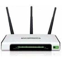 TP-LINK WR940N рутер xDSL WiFi N300 (2.4GHz)...
