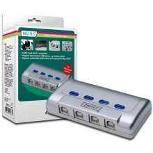 DIGITUS USB 2.0 sharing switch - 4 PCs