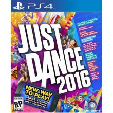 Mäng Ubisoft Just Dance 2016 PS4 ENG