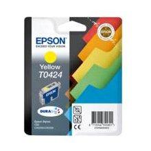 Tooner Epson T0424 Tinte kollane