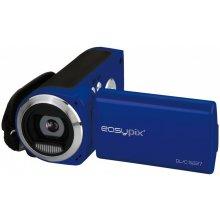 Videokaamera EASYPIX DVC5227 Flash Royalblue...