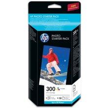 Тонер HP 300 фото Starter Pack-50 sht/10 x...