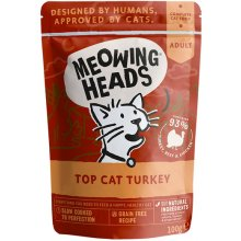 MEOWING HEADS MH KASSI EINEKOTIKE TOP CAT...