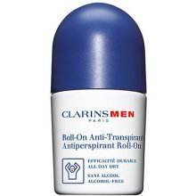 Clarins Men Antiperspirant Deo Roll-On 50ml...