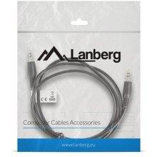 Lanberg stereo kaabel Mini Jack(M)->Mini...