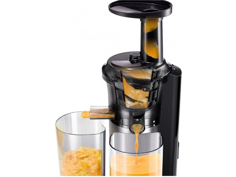 Panasonic Mj L500sxe Slow Juicer Recensioni : PANASONIC MJ-L500SXE Entsafter Slow Juicer - OX.ee