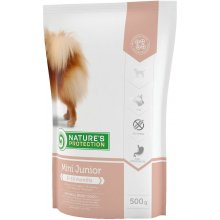 NP SP Natures Protection Mini Junior 500g...