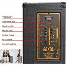 Kõlarid IDance ACDC TNT-1 1000W, Bluetooth...