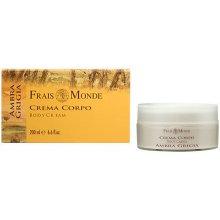 Frais Monde Amber Gris Body Cream, Cosmetic...