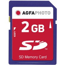 Флешка AGFAPHOTO SD Card 2GB 133x Premium