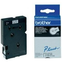 BROTHER Gloss Laminated Labelling Tape -...