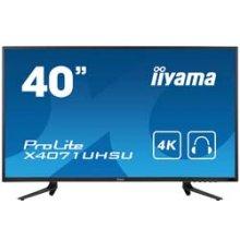 Monitor IIYAMA X4071UHSU-B1 40inch
