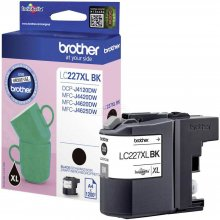 Tooner BROTHER Ink LC227XLBK black XL...