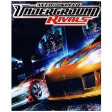 Mäng GAME PSP NFS: Underground Rivals