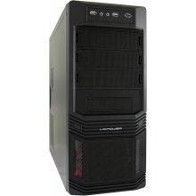 Корпус LC-Power Pro-925B чёрный inkl. 600...