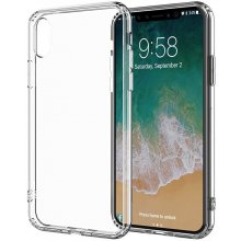 PURO Clear ümbris case for iPhone Xs Max
