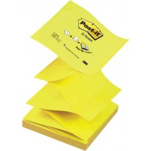 3M Z-märkmepaber Post-it 76x76mm жёлтый MB