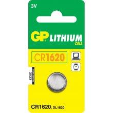 GP Batteries CR1620 Lithium Cell, Lithium...