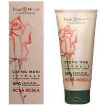 Frais Monde punane Rose Hand Cream, Cosmetic...