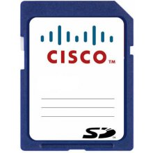 CISCO 1GB SD, Secure digitaalne (SD), 2.7 -...