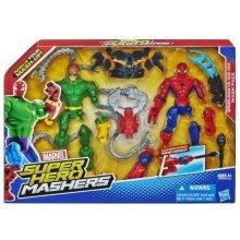 HASBRO SHM Spider Man vs Doc Ock