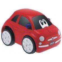 CHICCO Fiat 500 Turbo To uch czerwony
