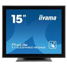 """Monitor IIYAMA 38.1cm (15"""") T1532MSC-B3AG..."""