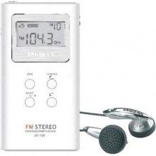 Raadio Sangean DT-120 valge
