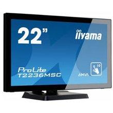 "Монитор IIYAMA 54.6cm (21,5"") T2236MSC-B2..."
