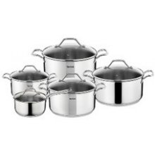 TEFAL Sets of pots A702SC84 Intuition