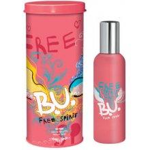 B.U. Free Spirit 50ml - Eau de Toilette for...