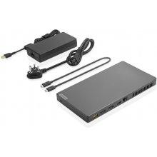 LENOVO Thunderbolt 3 Graphics Dock Ethernet LAN (RJ-45) ports 1,  DisplayPorts quantity 2, HDMI ports quantity 1