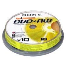 Diskid Sony DVD+RW 4.7GB 4X