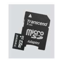 Флешка Transcend память card microSD 2GB +...