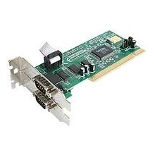 StarTech.com Low Profile 2 Port 16550 Serial...