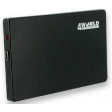 "4World HDD enclosure for 2.5"" SATA - USB2.0..."