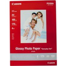 Canon Glossy foto paper A4 10 Sheets