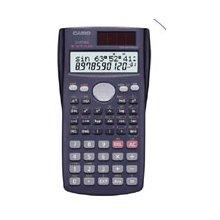 Калькулятор Casio FX-85MS чёрный