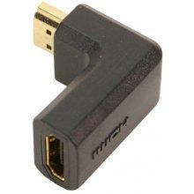 LogiLink HDMI adapter 1.3b St/Bu 90ø...