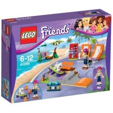 LEGO Friends Skatepark w Heartlake