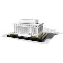 LEGO Architecture Mauzoleum Lincolna
