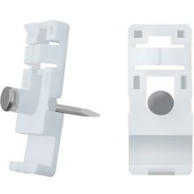 Qoltec Holder/ clip for cable   the wall  ...