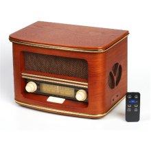 Радио CAMRY CR 1109 коричневый,  4 W