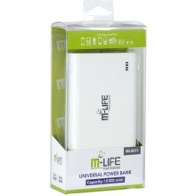 M-LIFE POWER BANK 10A для планшет ML0631