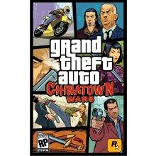 Игра GAME PSP GTA: Chinatown Wars