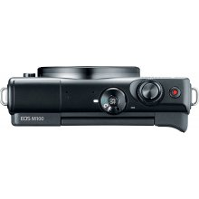 Фотоаппарат Canon EOS M100 корпус, черный
