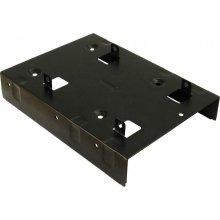 INTER-TECH SSD/HDD Einbaurahmen чёрный für...